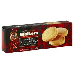 Walkers Pure butter shortbread Highlander