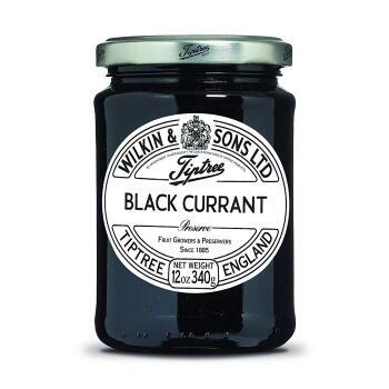 Black Currant Marmelade