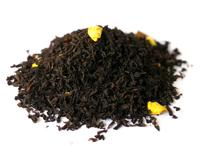 Orange tea black organic