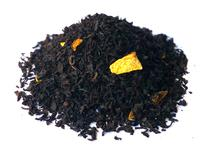 Lemon black tea black organic