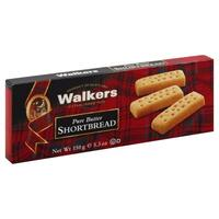 Walkers Pure butter shortbread Fingers